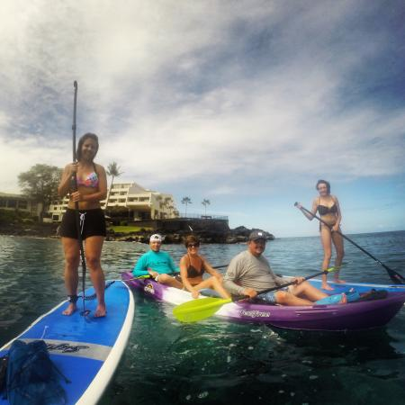 Kona Paddle Sports