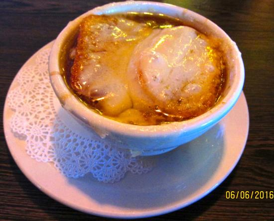 French onion soup - Picture of State Street Grill, Clarks Summit ...