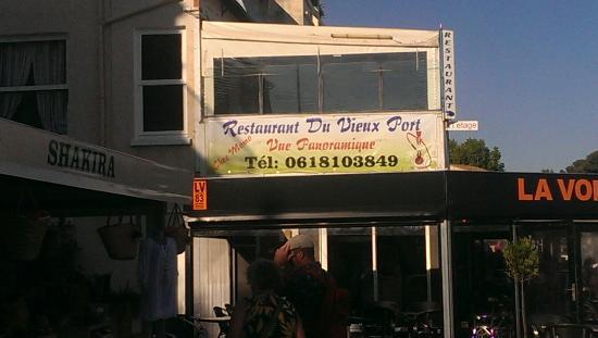Restaurant le Vieux Port