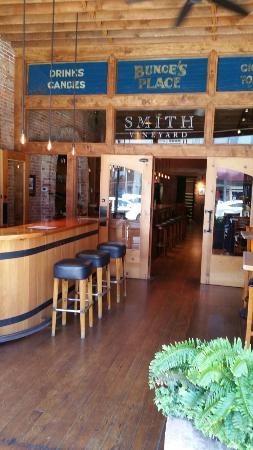 Grass Valley, CA: Smith Vineyard