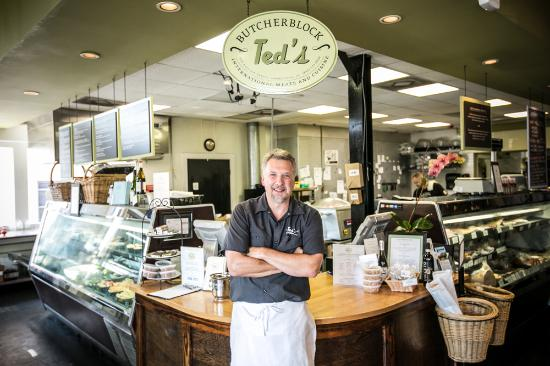 Ted Dombrowski Owner S Butcherblock