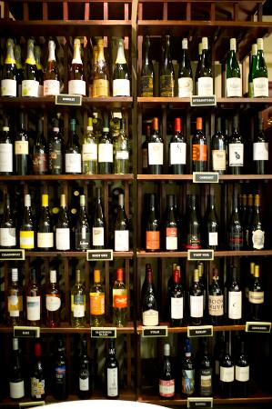 Boutique Wines from Ted's Butcherblock