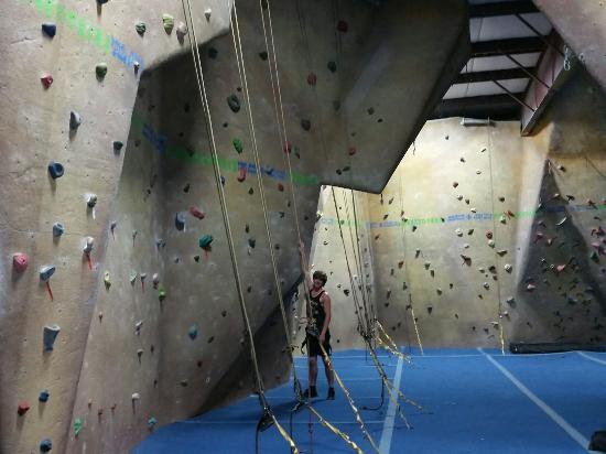 Space City Rock Climbing League City Tx