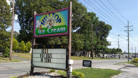 Blackwood, Nueva Jersey: Great Triple Chocolate Ice Cream! Asomd