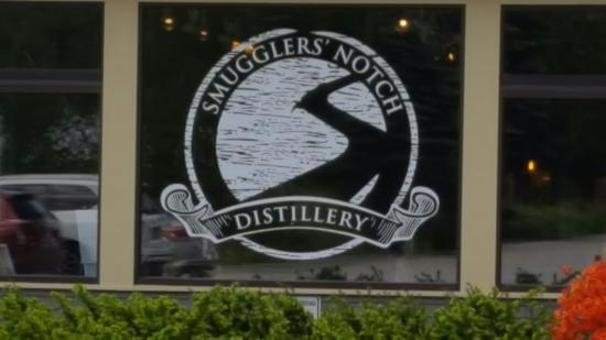 Smugglers' Notch Distillery Tasting Room