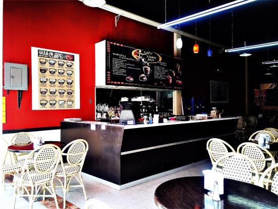 Naucalpan, Mexico: Jimmyboy Cafe