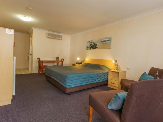 Biloela, ออสเตรเลีย: King/Spa Room