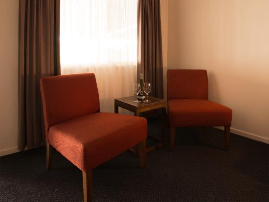 Biloela, ออสเตรเลีย: Room Seating