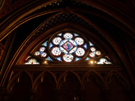 París, Francia: Like many churches, lovely details where ever you look.