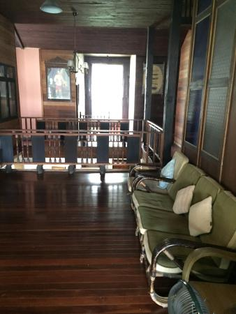 Baan Hanibah: Upper floor of guest house