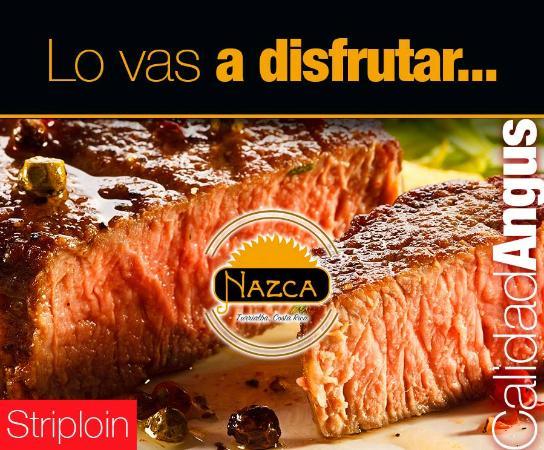 Bar & Restaurante Nazca: Striploin Angus
