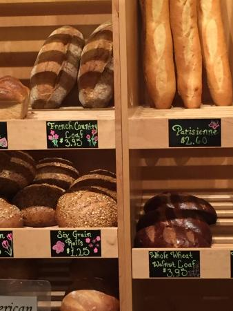 LA Baguette - Old Colorado City: Awesome looking breads!