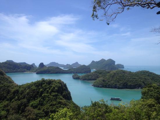 วิว 200 เมตร - Picture of Ko Wua Talap Island, Ang Thong - TripAdvisor