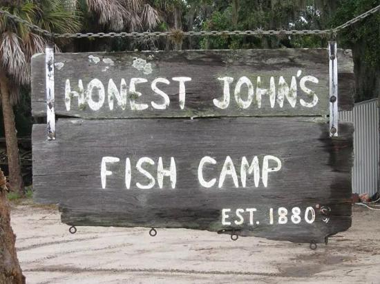 ‪Honest John's Fish Camp‬