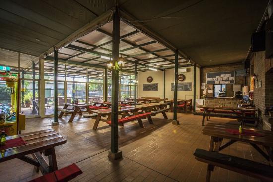 Bellbird, Australia: Restaurant