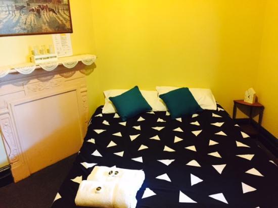 Bellbird, Avustralya: room