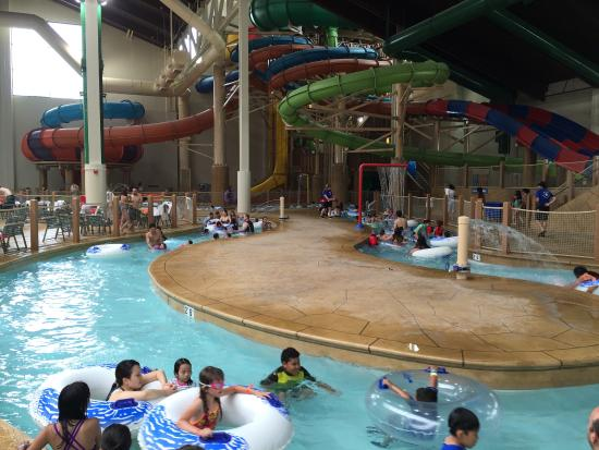 Lazy River Picture Of Great Wolf Lodge Southern California Garden Grove Tripadvisor