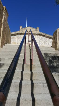 The Fremantle Round House: Step into history