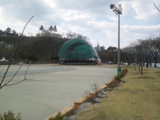 Jungdo Amusement Park