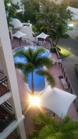 Blue Horizon Resort Apartments: 20160606_174519_large.jpg