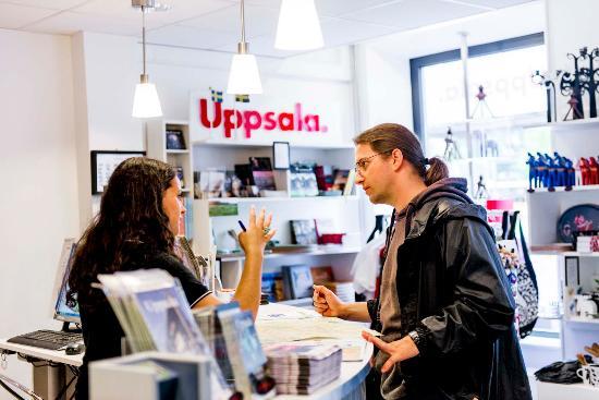 Ουψάλα, Σουηδία: Uppsala Tourist Center