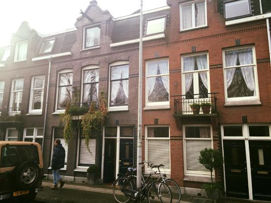 Bed and Breakfast Amsterdam: The lovely appearance of this B&B