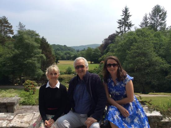 Gidleigh Park Hotel: Smiths from Lincoln and Devon
