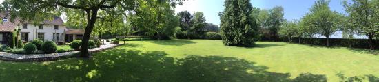 Meerdael : Garden view