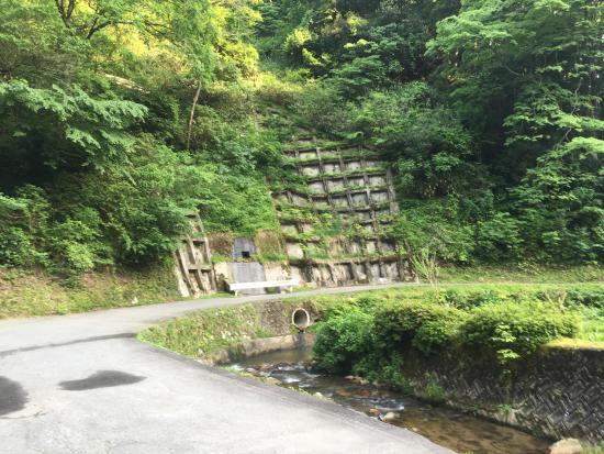 Misato-cho, Japan: 風景。