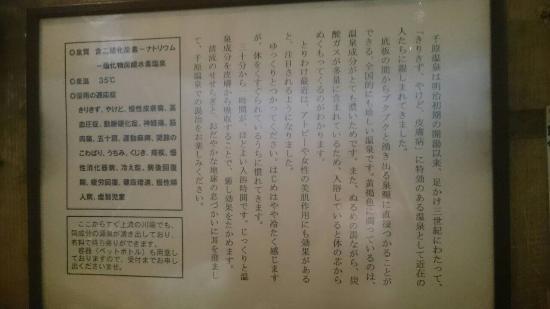 Misato-cho, Japan: 内観。