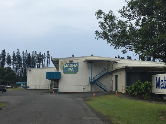 Keaau, Hawaï : Mauna Loa