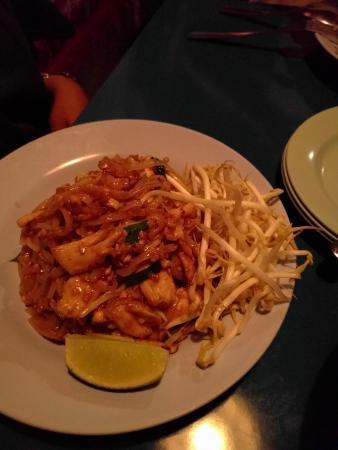 Khao San Road: Pad Thai Noodles