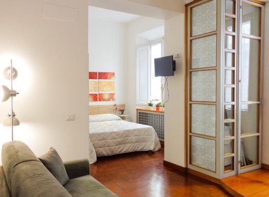 Luna Su Villa Borghese Luxury Rooms