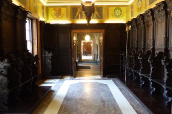 Anderson House - choir room