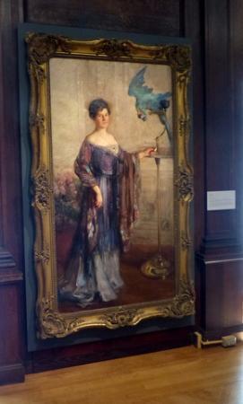 Anderson House:  Isabel Weld Perkins - portrait