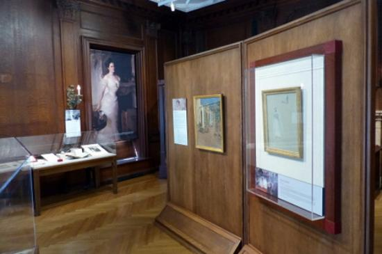 Anderson House:  Isabel Weld Perkins - exhibition