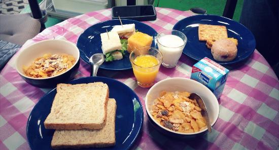 Baan JaJa: 超棒的早餐
