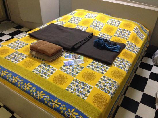 Baan JaJa: 乾淨的房間