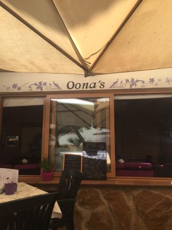 Oona's of Moraira: Brill breakfast