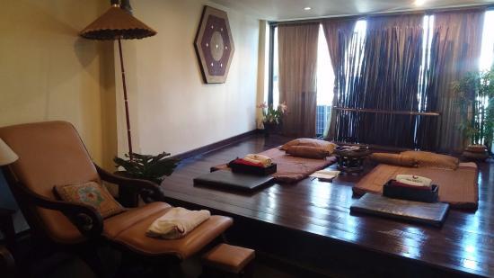 Spa Mantra: Course room