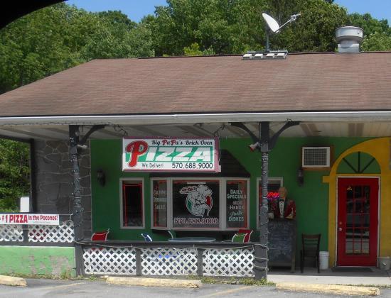Big Papa's Brick Oven Pizza: Big Papas Brick Oven Pizza