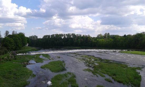 Venta Rapid Waterfall: panorama cascate