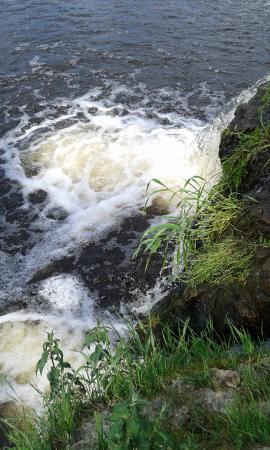 Venta Rapid Waterfall: particolare