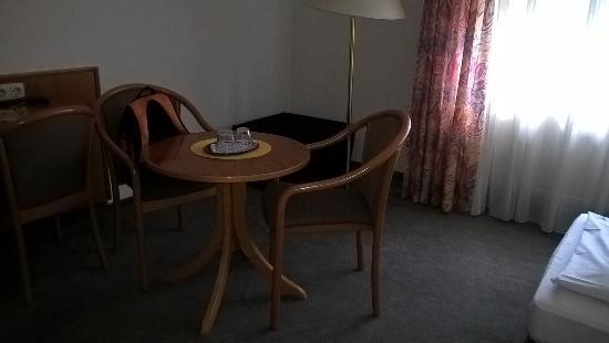 Hotel Am Stiftswingert: camera (dettagli)