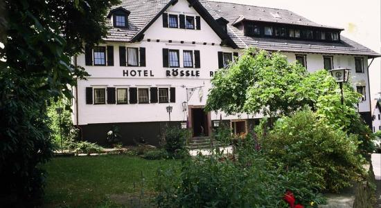 Hotel Restaurant Roessle