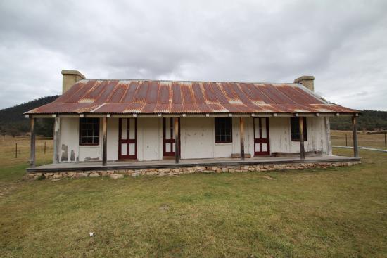 Namadgi National Park: Original Orroral Homestead