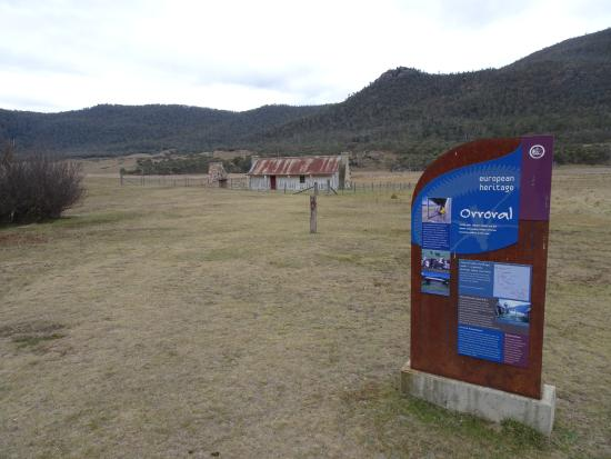 Namadgi National Park: Historic Orraral