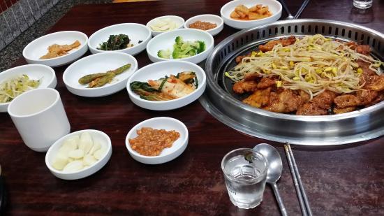 Changnyeong-gun, Coréia do Sul: 오뚜기식당