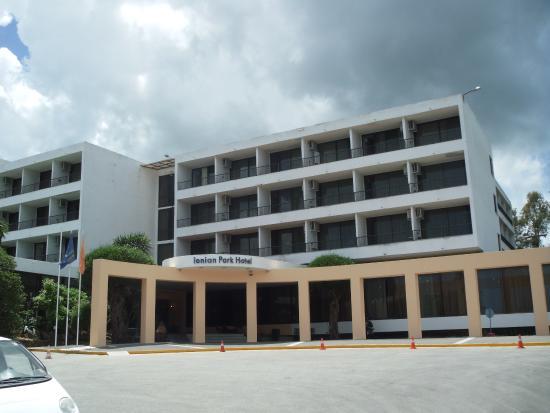 Hotel Park Gouvia Area