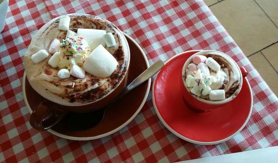 Appin, Australia: Coffee and Hot chocolate